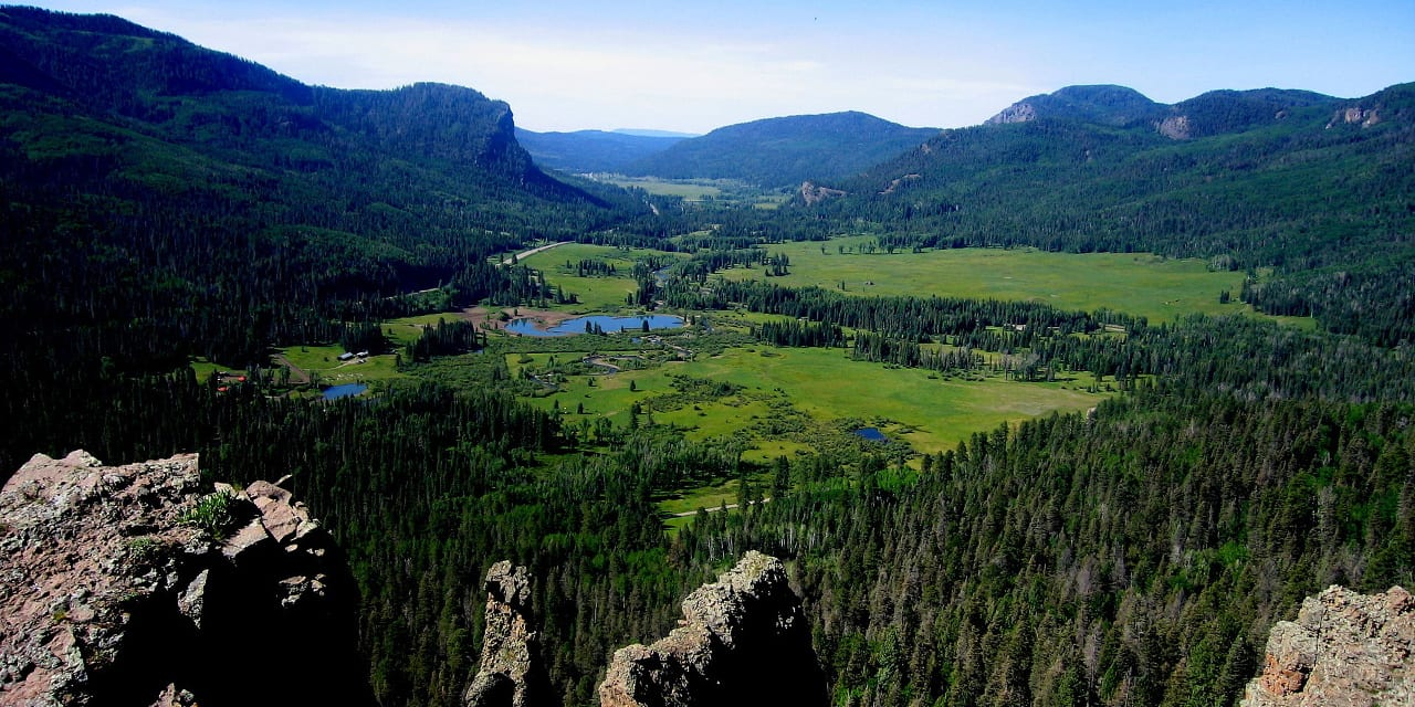 Archuleta County Wolf Creek Pass