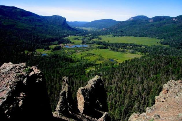 Wolf Creek Pass Archuleta County