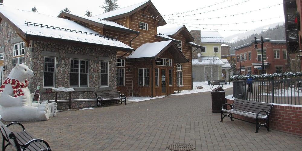 Winter Park Village Colorado