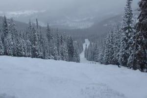 Mary Jane Ski Area Colorado