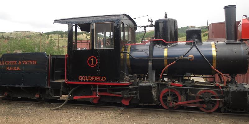 Cripple Creek Victor Railroad