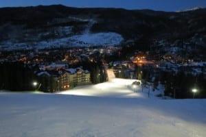 Keystone Night Skiing Colorado