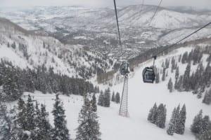 Aspen Mountain Silver Queen Gondola