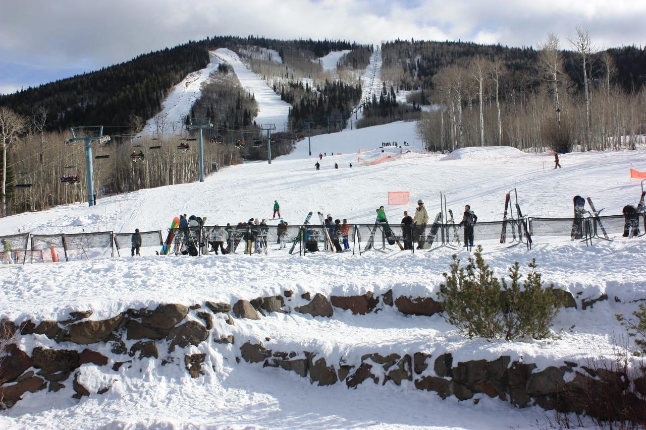 Powderhorn Mountain Resort Colorado