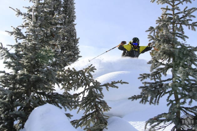 Steamboat Springs Backcountry Skiing