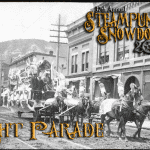 Snowdown Light Parade Poster