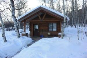 Vega State Park Cabin
