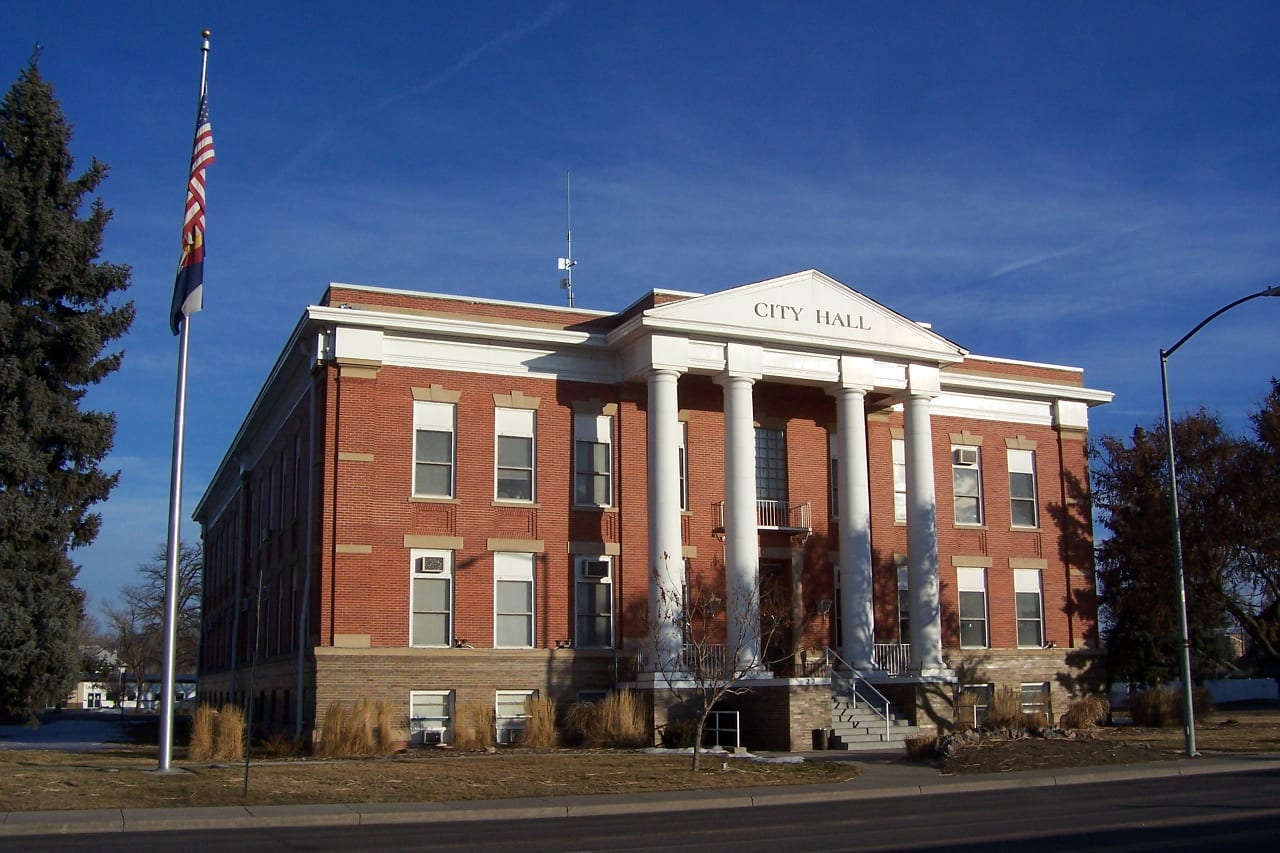 Adams County Courthouse Brighton Colorado