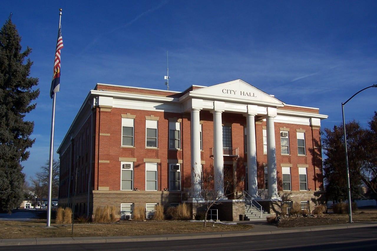 Adams County Courthouse Brighton Colorado