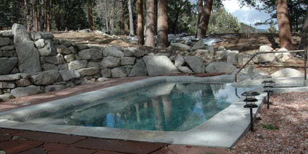 Alpine Hot Springs Hideaway