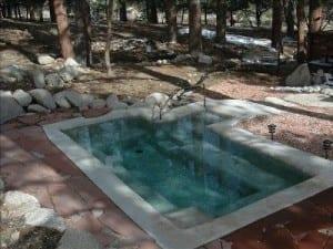 Alpine Hot Springs Hideaway Pool