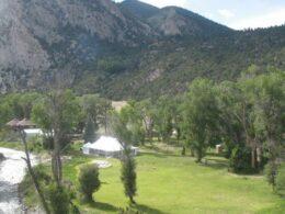 Antero Hot Springs Cabins