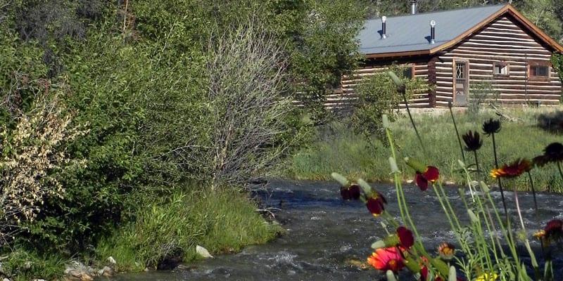Antero Hot Springs Hortense Cabin