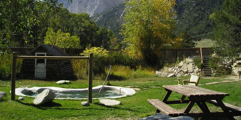 Antero Hot Springs