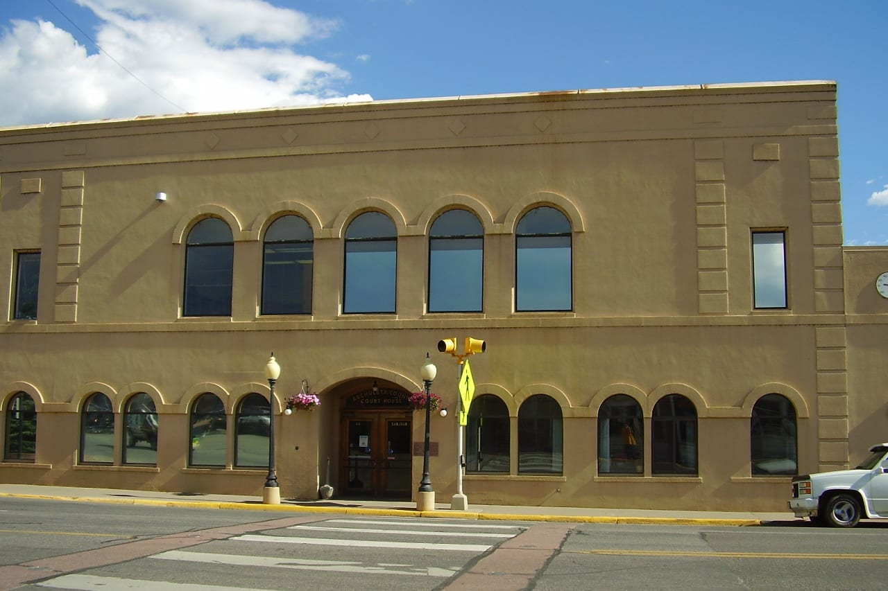 Archuleta County Courthouse