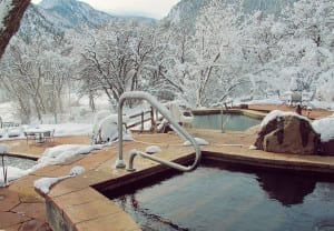 Avalanche Ranch Hot Springs Pools
