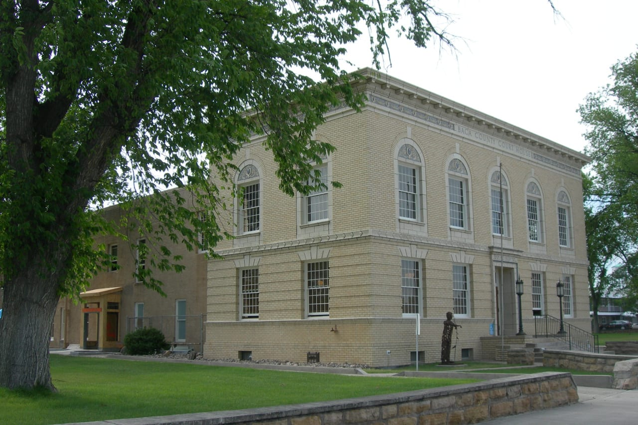 Baca County Courthouse