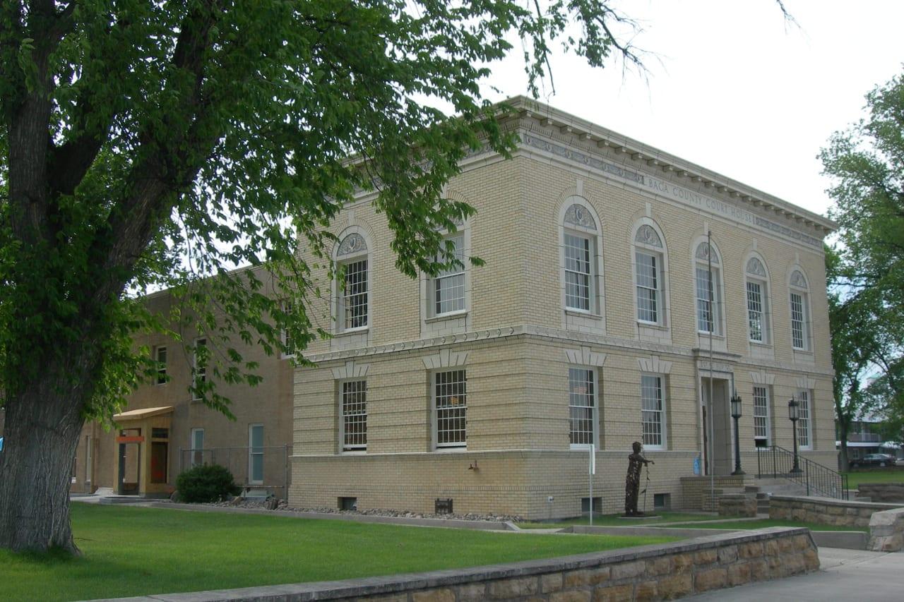 Baca County Courthouse