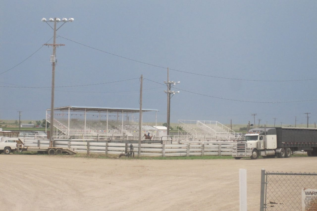 Bent County CO Rodeo