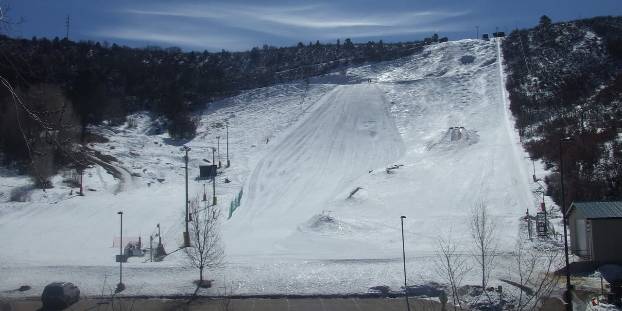 Chapman Hill Ski Area Durango