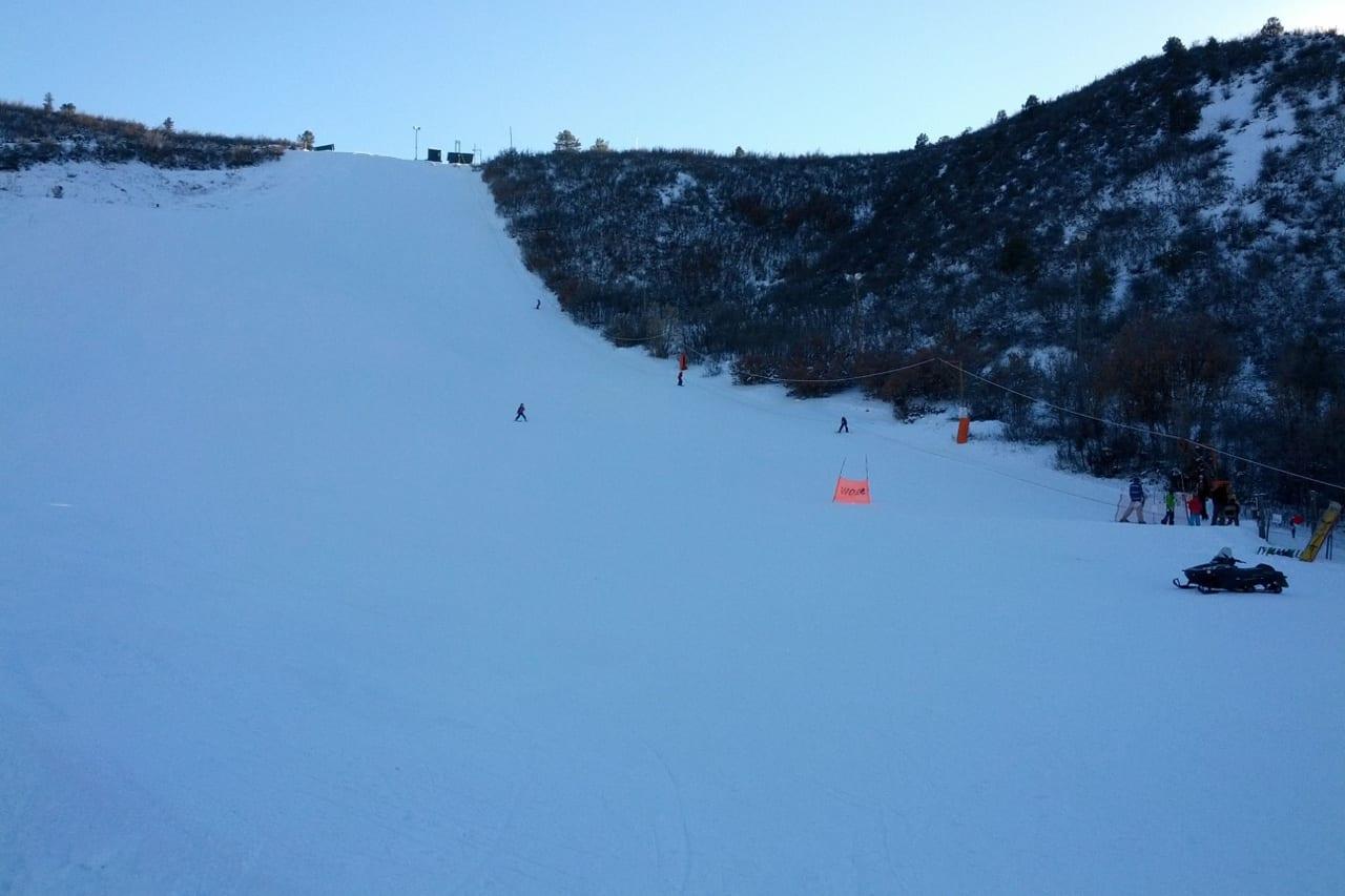 Chapman Hill Ski Area Colorado
