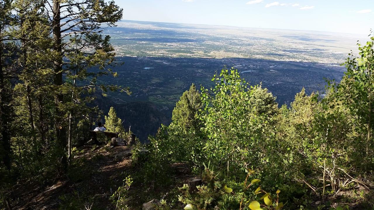 Cheyenne Mountain State Park Hiking