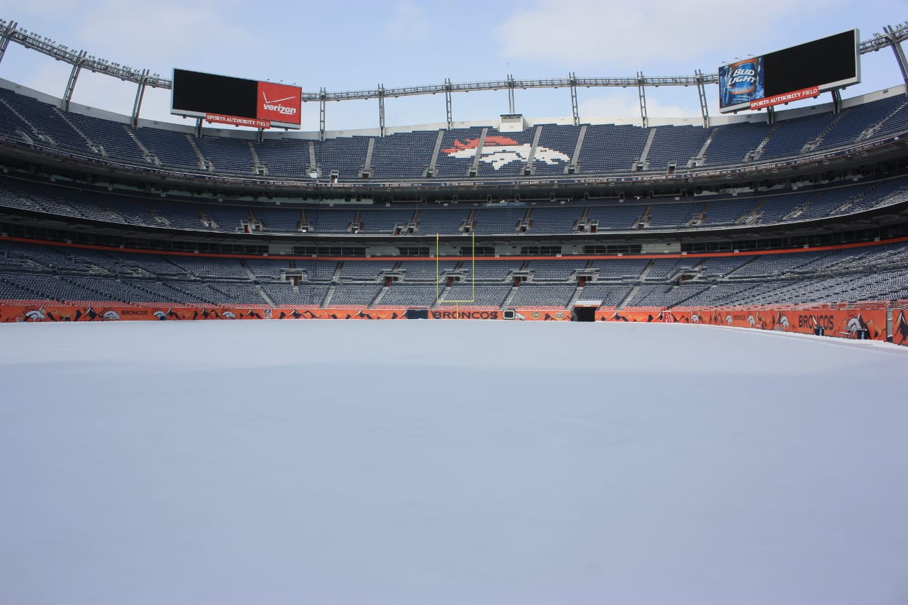 Denver Broncos Stadium Tour