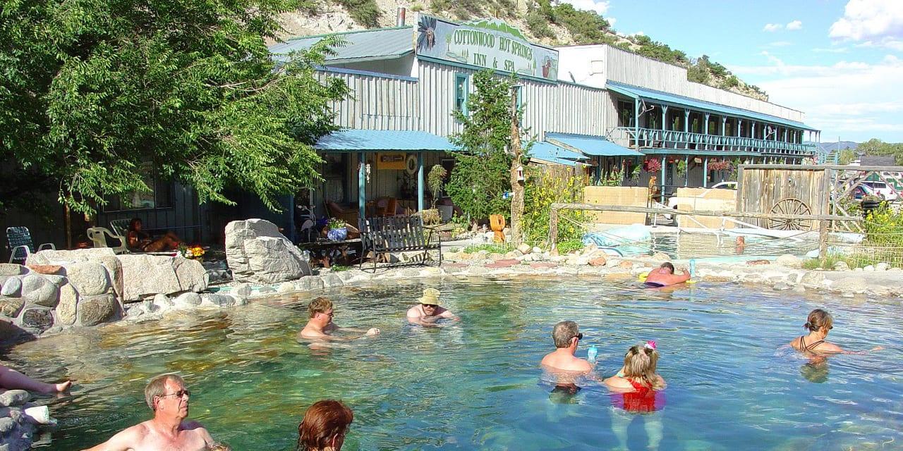 Cottonwood Hot Springs Buena Vista