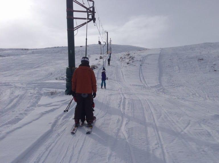 Cranor Hill Ski Area Gunnison