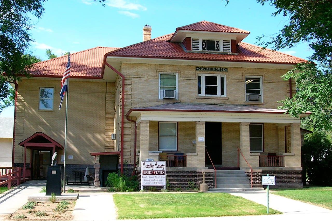 Crowley County Courthouse Colorado