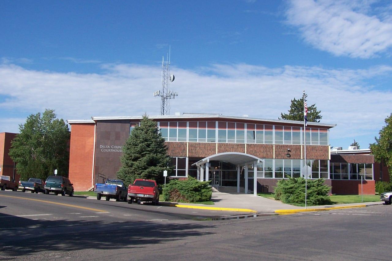 Delta County Courthouse Colorado