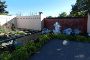 Denver Botanic Gardens Outside
