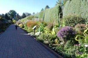 Denver Botanic Gardens Outside Path