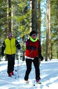 Devil's Thumb Ranch Cross Country Skiing