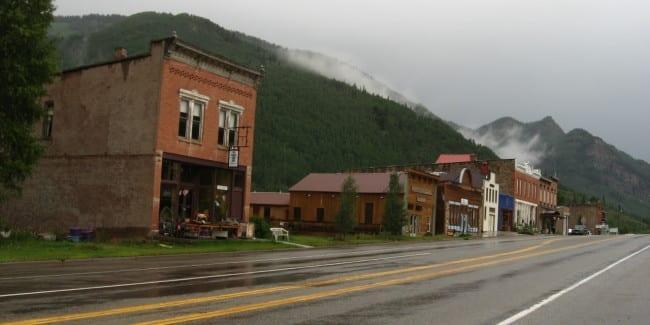 Dolores County Rico Colorado