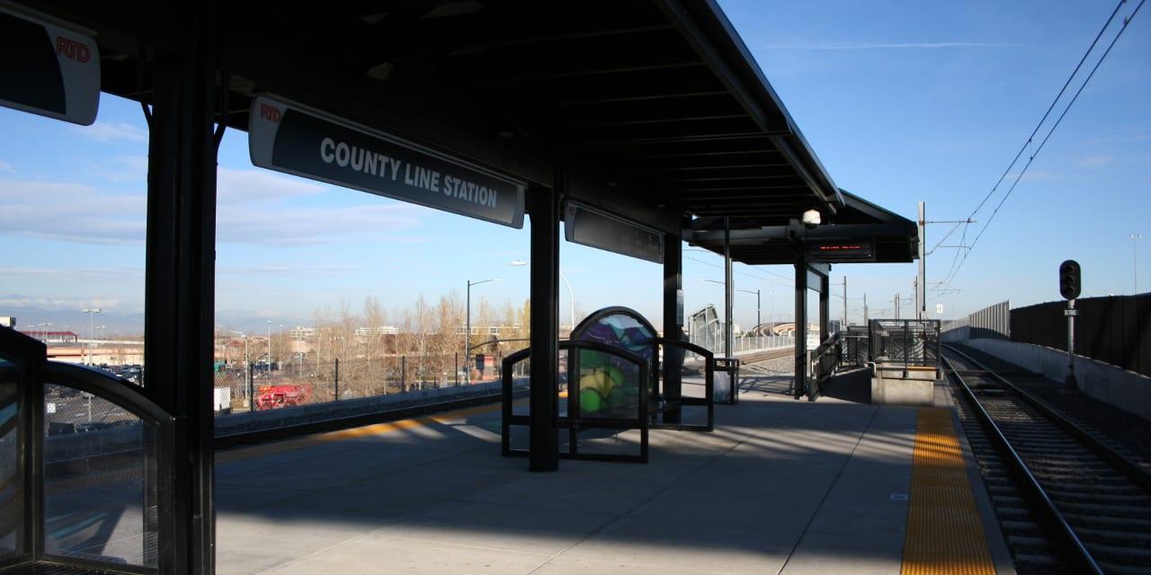 County Line Station Lone Tree Colorado