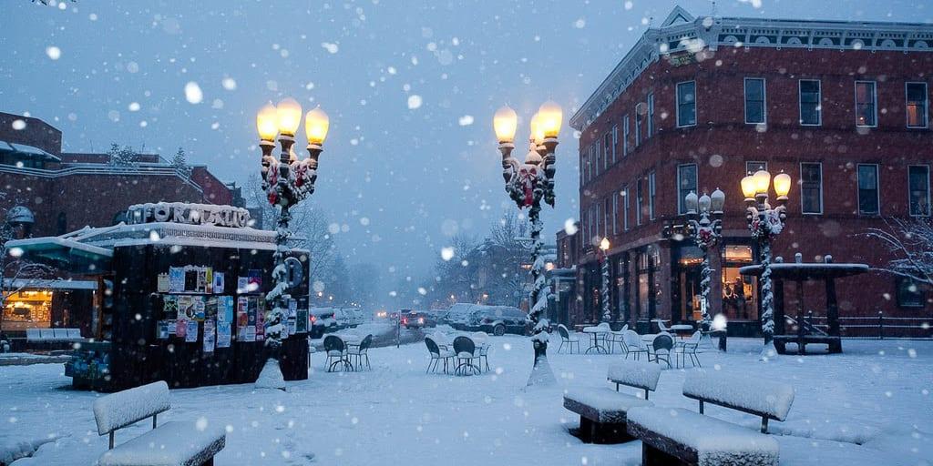 Downtown Aspen Colorado