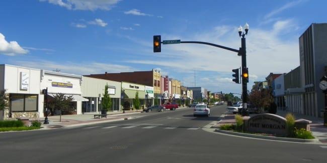Morgan County Colorado Map History Towns Activities In Morgan Co