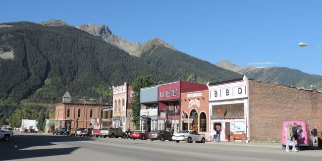 Silverton Colorado Historic District