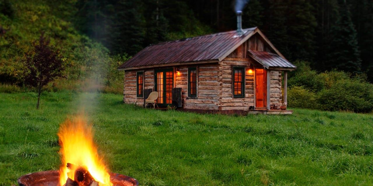 Dunton Hot Springs Well House Cabin