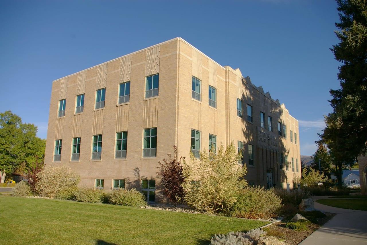 Eagle County Courthouse Eagle Colorado