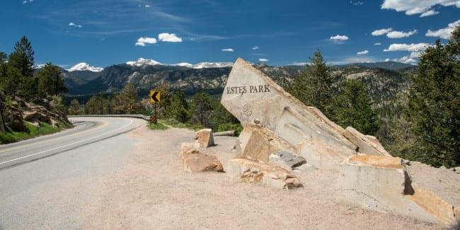 Estes Park Larimer County Colorado
