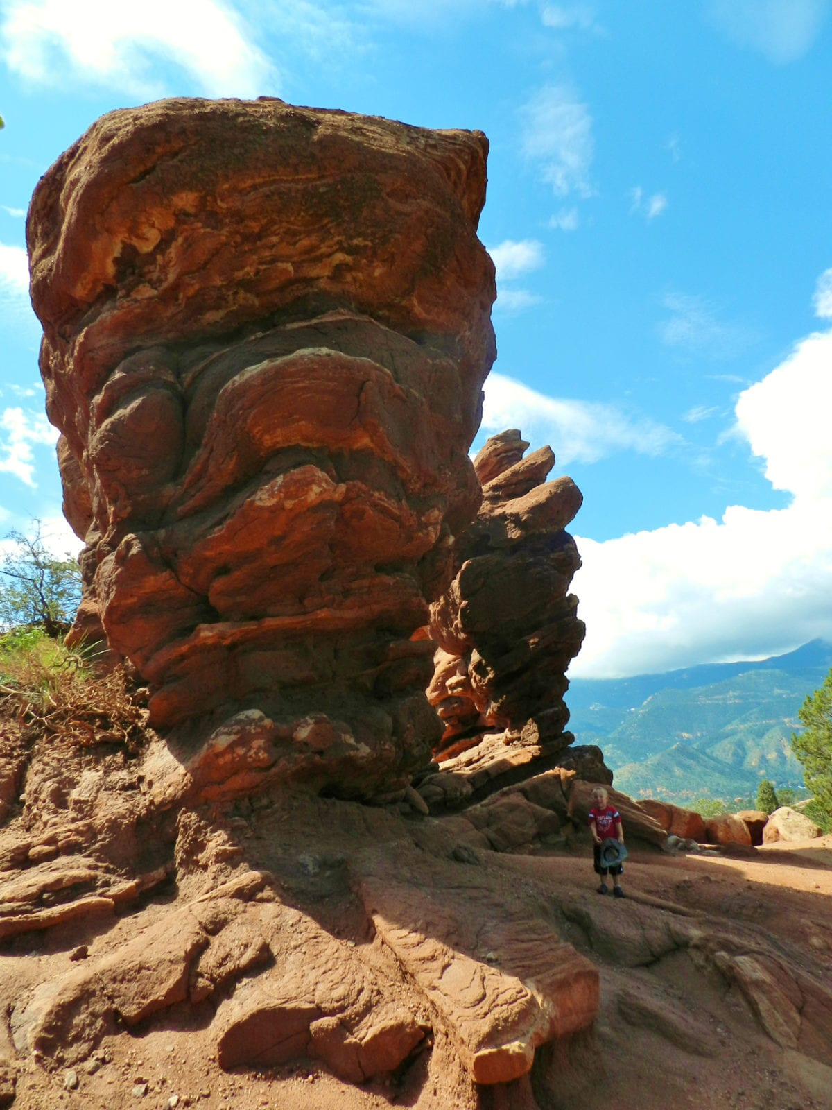 Exploring the Springs\' Garden of the Gods | Hiking in Colorado Springs
