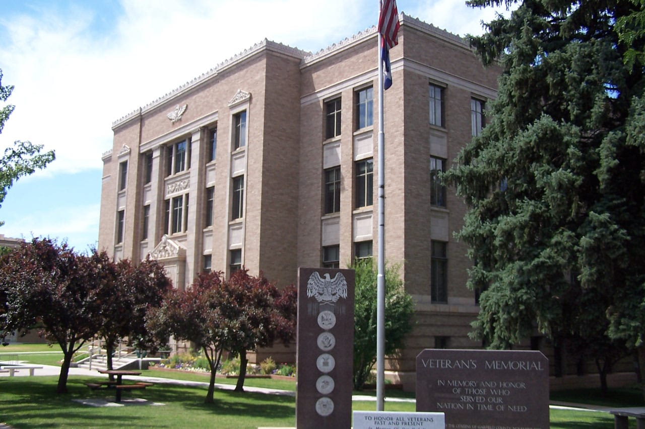 Garfield County Courthouse Glenwood Springs