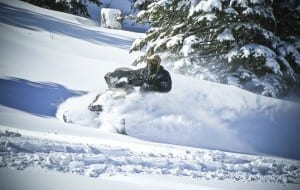 Good Times Adventures Snowmobiler