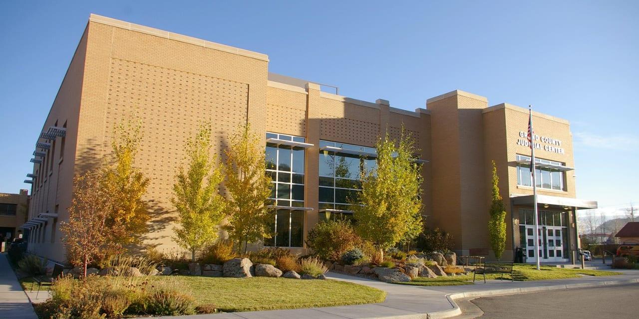 Grand County Courthouse Hot Sulphur Springs Colorado