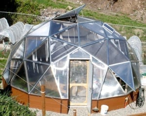 Growing Dome 22 Feet
