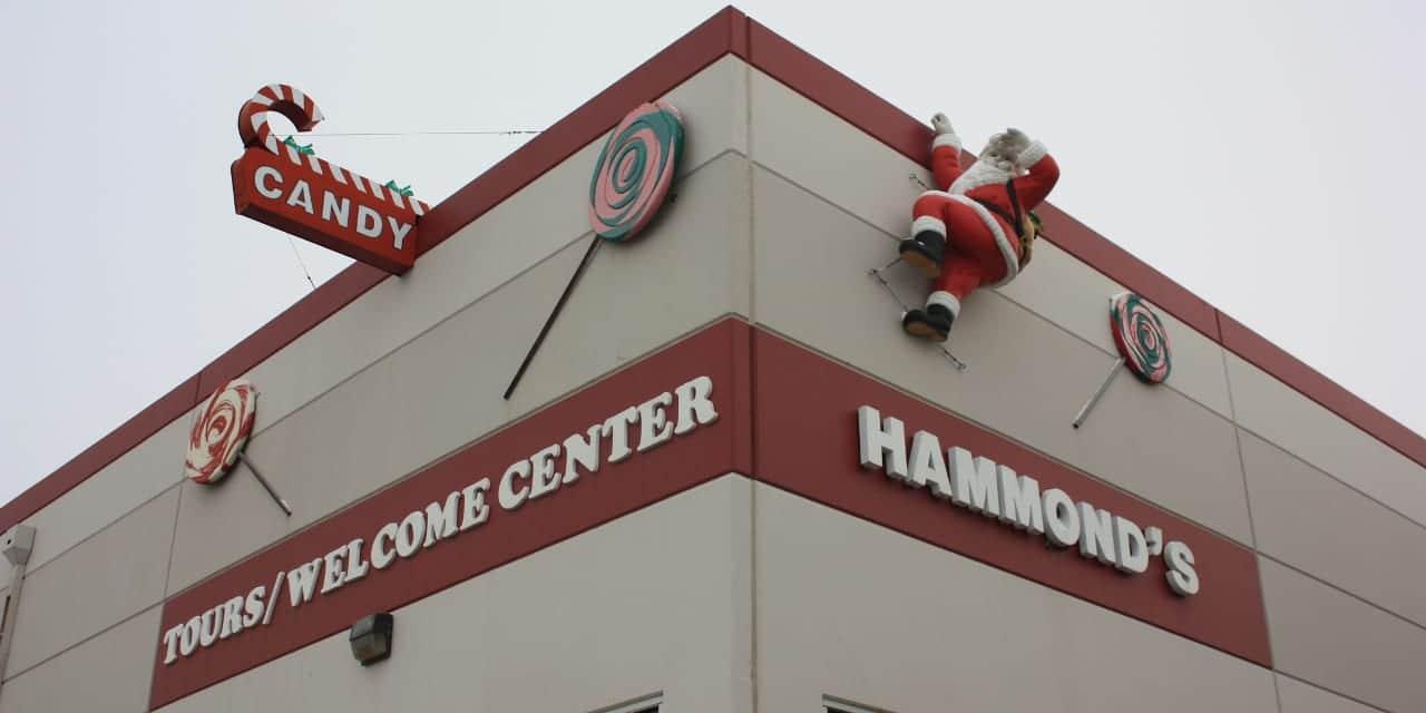 Hammond's Candies Denver Tour
