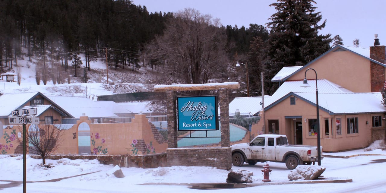 Healing Waters Resort Pagosa Springs