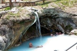 Hot Sulphur Springs Resort Pool